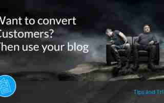 Blog writing for your business