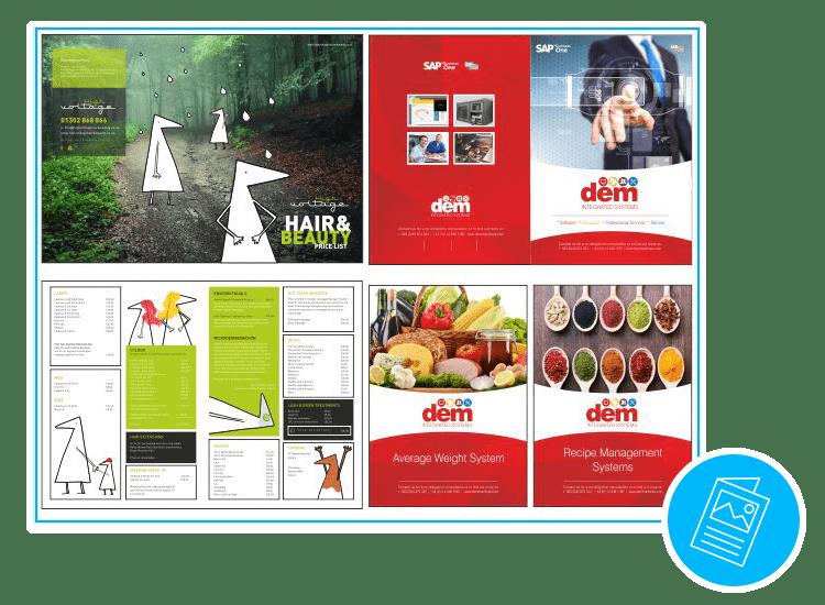 brochure design doncaster
