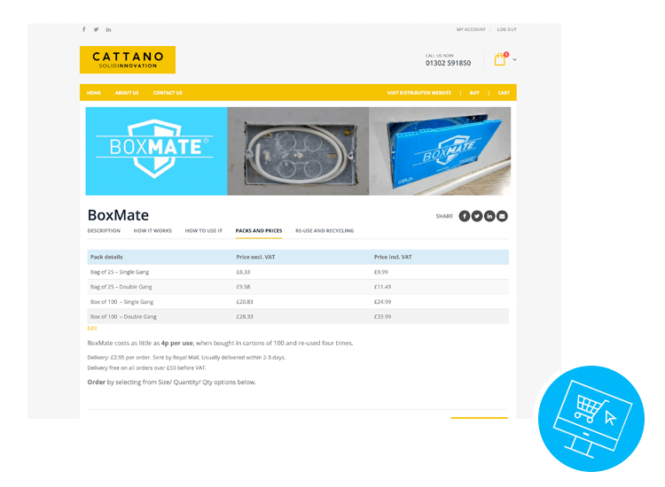 e-commerce websites doncaster