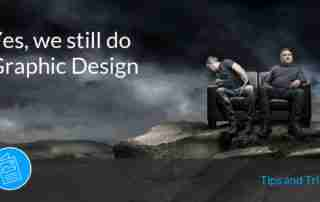 still do graphic design